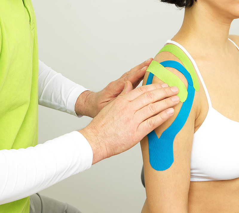 Chiro Taping Therapy
